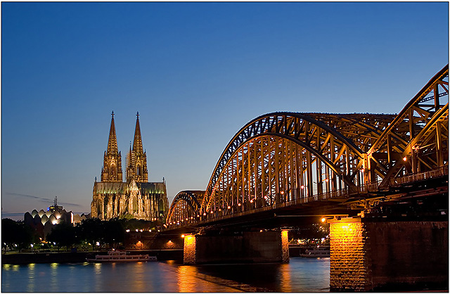 Cologne - Cathedrale