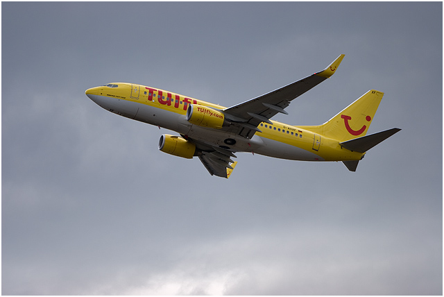 Aircraft - Tuifly Boeing 737-700
