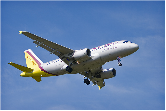 Aircraft - Germanwings Airbus A319