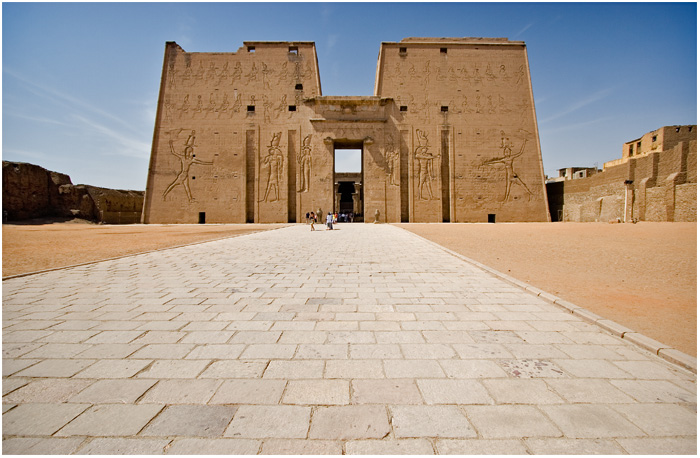 Egypt - Edfu Temple