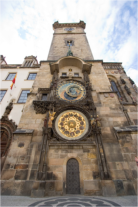 Czech Republic - Prague - Astronomical clock